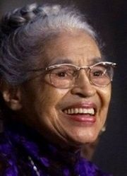 Civil Rights Activist Rosa Parks