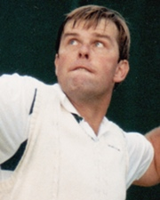 Tennis Player and Australian Open Roscoe Tanner