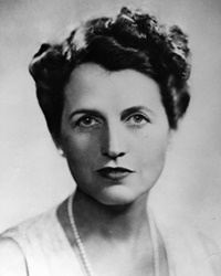 Kennedy Family Matriarch Rose Fitzgerald Kennedy
