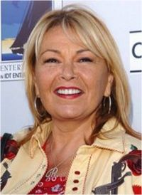 Comedienne and Actress Roseanne Barr