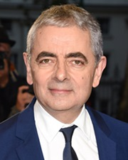 Actor and Comedian Rowan Atkinson
