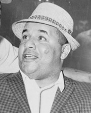MLB Catcher Roy Campanella