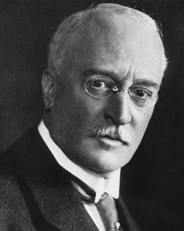 Mechanical Engineer Rudolf Diesel