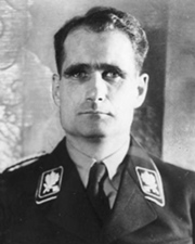 Nazi leader Rudolf Hess