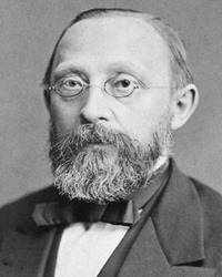 Anthropologist/Pathologist Rudolf Virchow