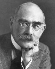 Poet Rudyard Kipling