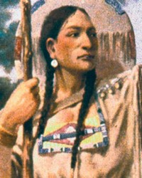 Interpreter and Guide Sacagawea
