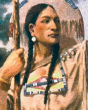Crazy Horse (Native American War Leader) - On This Day