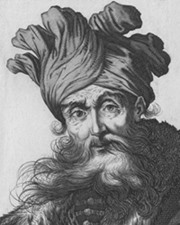 1st Sultan of Egypt and Syria Saladin