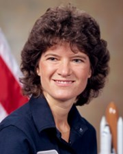 1st American Woman in Space Sally Ride