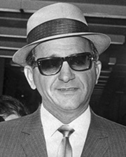 Gangster Sam Giancana