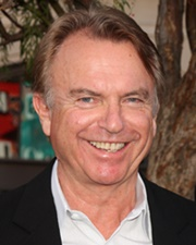Actor Sam Neill