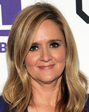Comedian and TV Host Samantha Bee
