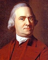 US Revolutionary Samuel Adams