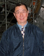 Physicist and Nobel Laureate Samuel C. C. Ting