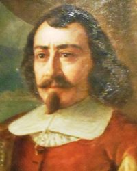 French Explorer Samuel de Champlain