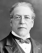 Founder of the American Federation of Labor Samuel Gompers
