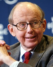 Political Scientist and Presidential Adviser Samuel P. Huntington