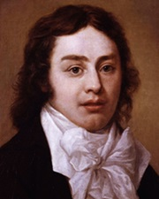 Poet, Critic, and Philosopher Samuel Taylor Coleridge