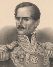 Mexican Politician and General Santa Anna