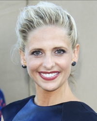 Actress Sarah Michelle Gellar