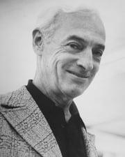Novelist Saul Bellow