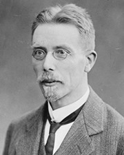 Zoophysiologist and Nobel Laureate August Krogh