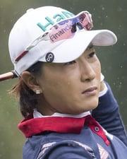 LPGA Golfer Se Ri Pak
