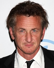 Actor and Political Activist Sean Penn