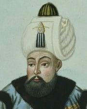 Ottoman Sultan Selim II