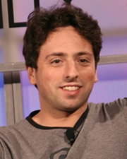 Co-Founder of Google Sergey Brin