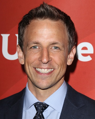 Comedian and Writer Seth Meyers