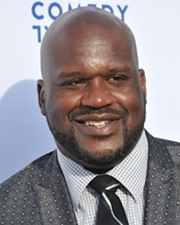 Basketball Player Shaquille O'Neal