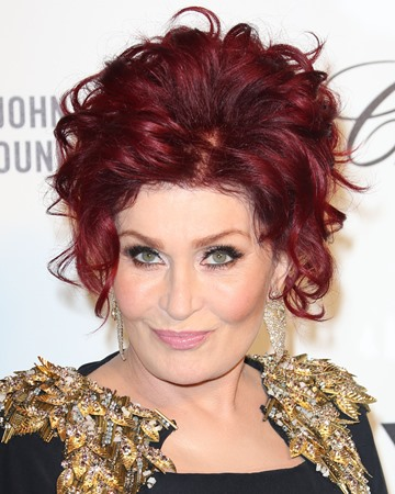 Music Manager and TV Personality Sharon Osbourne