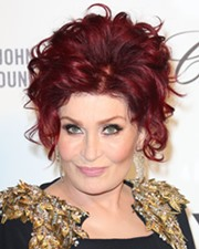 Music Manager/TV Personality Sharon Osbourne