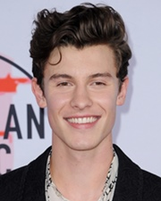 Singer-Songwriter Shawn Mendes