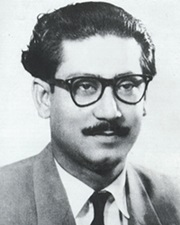 Founding Father of Bangladesh Sheikh Mujibur Rahman