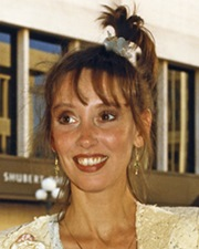 Actress Shelley Duvall