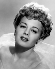 Actress Shelley Winters