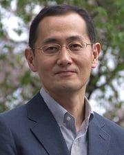 Physician Shinya Yamanaka