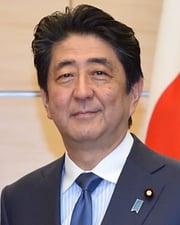 Prime Minister of Japan Shinzō Abe