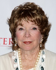 Actress Shirley MacLaine