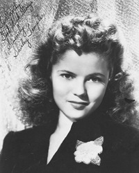 Actress and Diplomat Shirley Temple