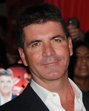 Recording Executive Simon Cowell