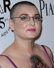 Singer-Songwriter Sinead O'Connor