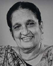 World's 1st Female Head of State Sirimavo Bandaranaike