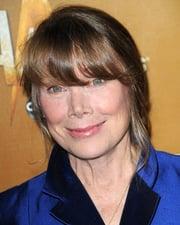 Actress Sissy Spacek