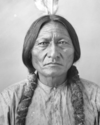 Lakota Sioux Chief Sitting Bull