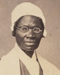 Abolitionist and Women's Rights Advocate Sojourner Truth