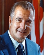 Vice President of the United States Spiro Agnew